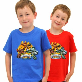 Skylanders Giants T-Shirts