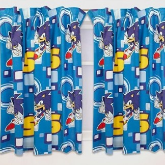 Sonic Gordijnen