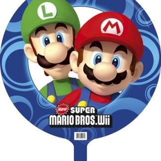 Mario & Luigi Folie Ballon 45cm