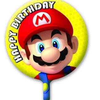 Super Mario Folie Ballonnen 45cm
