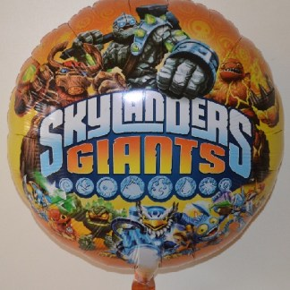 Skylanders Giants Folie Ballon 45cm
