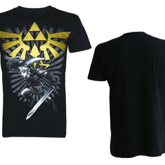 Zelda T-Shirt with Link