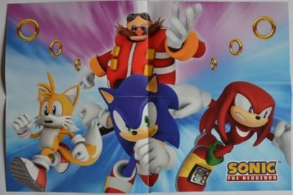 Sonic Son Postercard