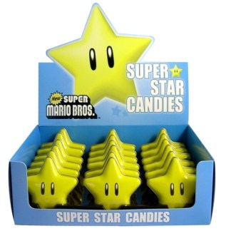 Nintendo Super Star Candies