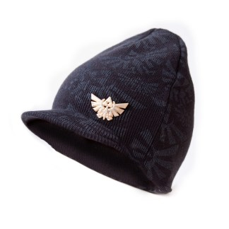 Billed Beanie Metal Badge