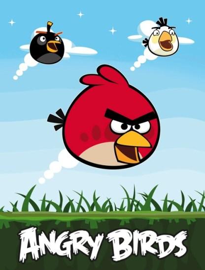 Angry Birds Watch Out Fleece Deken