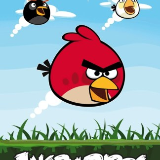 Angry Birds Watch Out Fleece Deken
