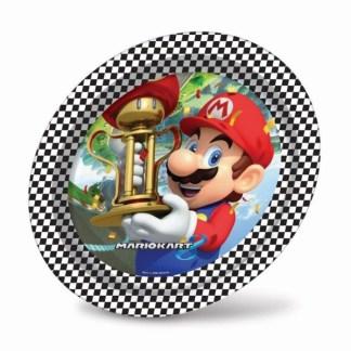 Super Mario - Feest Pakket Super Mariokart 8 Party