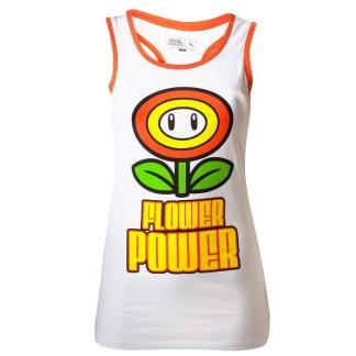 Flower Power Female Top MEDIUM
