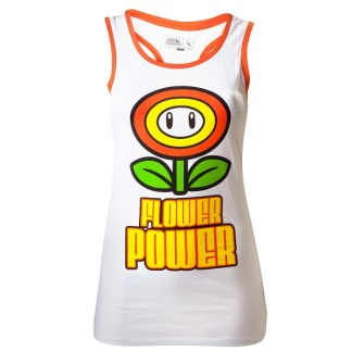 Flower Power Female Top MEDIUM