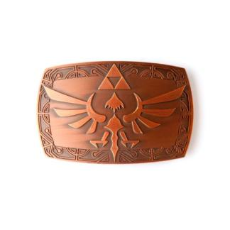 Zelda Copper Patina Buckle
