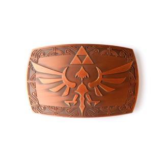 Zelda Copper Patina Buckle