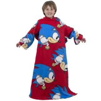 Sonic Sleeved Fleece