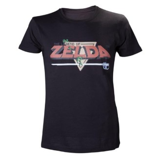 The Legend Of Zelda T-Shirt LARGE