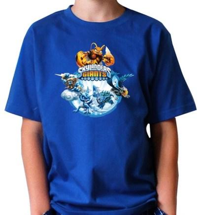 """Slylanders T-Shirt """"Group Air"""" Maat 7/8 JAAR"""