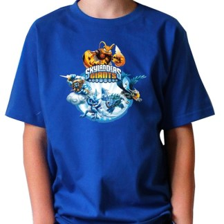"Slylanders T-Shirt ""Group Air"" Maat 7/8 JAAR"