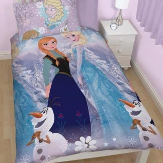 Disney Frozen Gordijnen set (168 x 183cm)