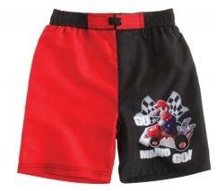 Super Mario Bros Zwemshort Rood maat 140