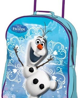"""Frozen 3D Large Trolley """"Olaf"""""""