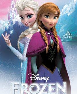 Frozen Anna & Elsa Maxi Poster 61 x 91,5cm