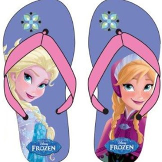 Disney Frozen Teenslippers Flower Maat 33/34
