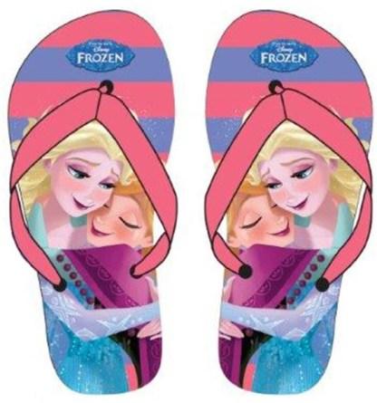 Disney Frozen Teenslippers Striped Maat 31/32