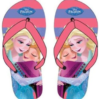 Disney Frozen Teenslippers Striped Maat 33/34