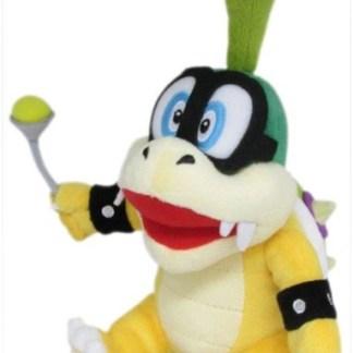 Nintendo Iggy Koopa Knuffel 22cm