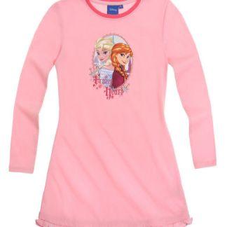 Disney Frozen Heart Roze Nachtjaponmaat 128