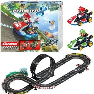 Mario kart 8 Carrera Go!!! Racebaan