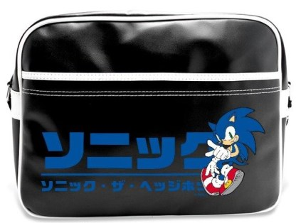 Sonic Schoudertas