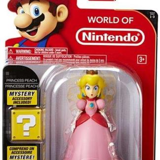 "World of Nintendo Serie 3 Action Figure ""Princess Peach"" 10cm"