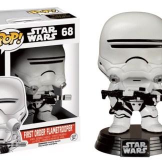 Pop! Star Wars - First Order Flametrooper 15cm