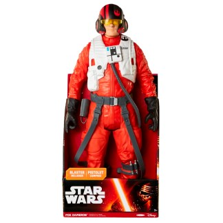 Star Wars VII: 20 inch Poe Dameron (52cm)