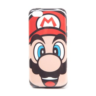 Mario Iphone 5C Cover