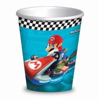 Super Mario Kart Bekers 8 bekers