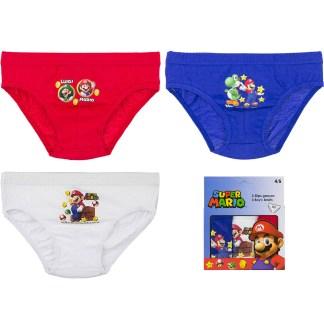 Super Mario onderbroeken 3 pack