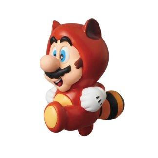 Super Mario Tanooki figuurtje 6cm UDF serie