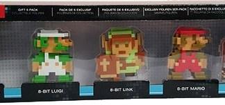 Super Mario 8-Bit World of Nintendo Wave 2
