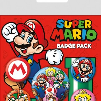 Super Mario Party Badges