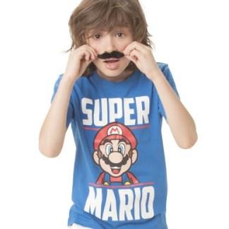 Super Mario T-Shirts Kids