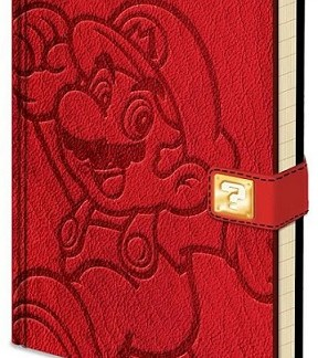 Super mario notitieboekjes