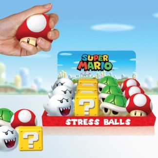 Super Mario Stress Ball
