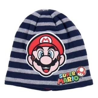 Super Mario Mutsen/ Beanies en Sjaals