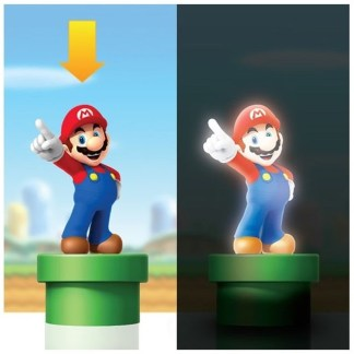 Super Mario 3D nachtlamp