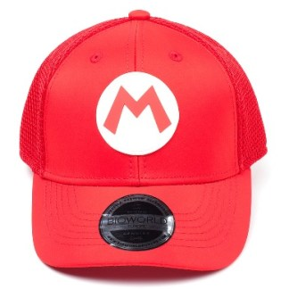 cap mario kids met big M