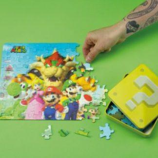 Super Mario Puzzel 3D