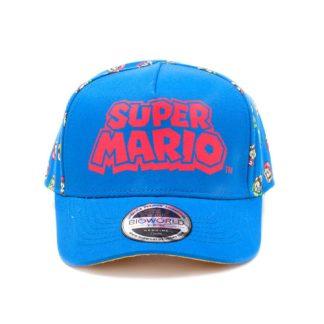 Super Mario en Luigi Cap
