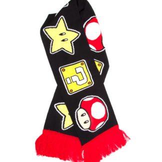 Nintendo - Super Mario Sjaals
