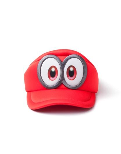 Super Mario - Super Mario Odysseys Cap